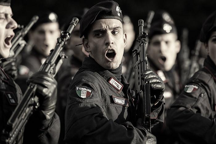 2on premi: Alessandro Grasso, Italy