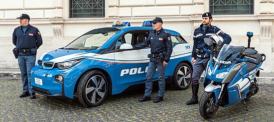Presentació de la prova pilot amb BMW a la EXPO de Milà.